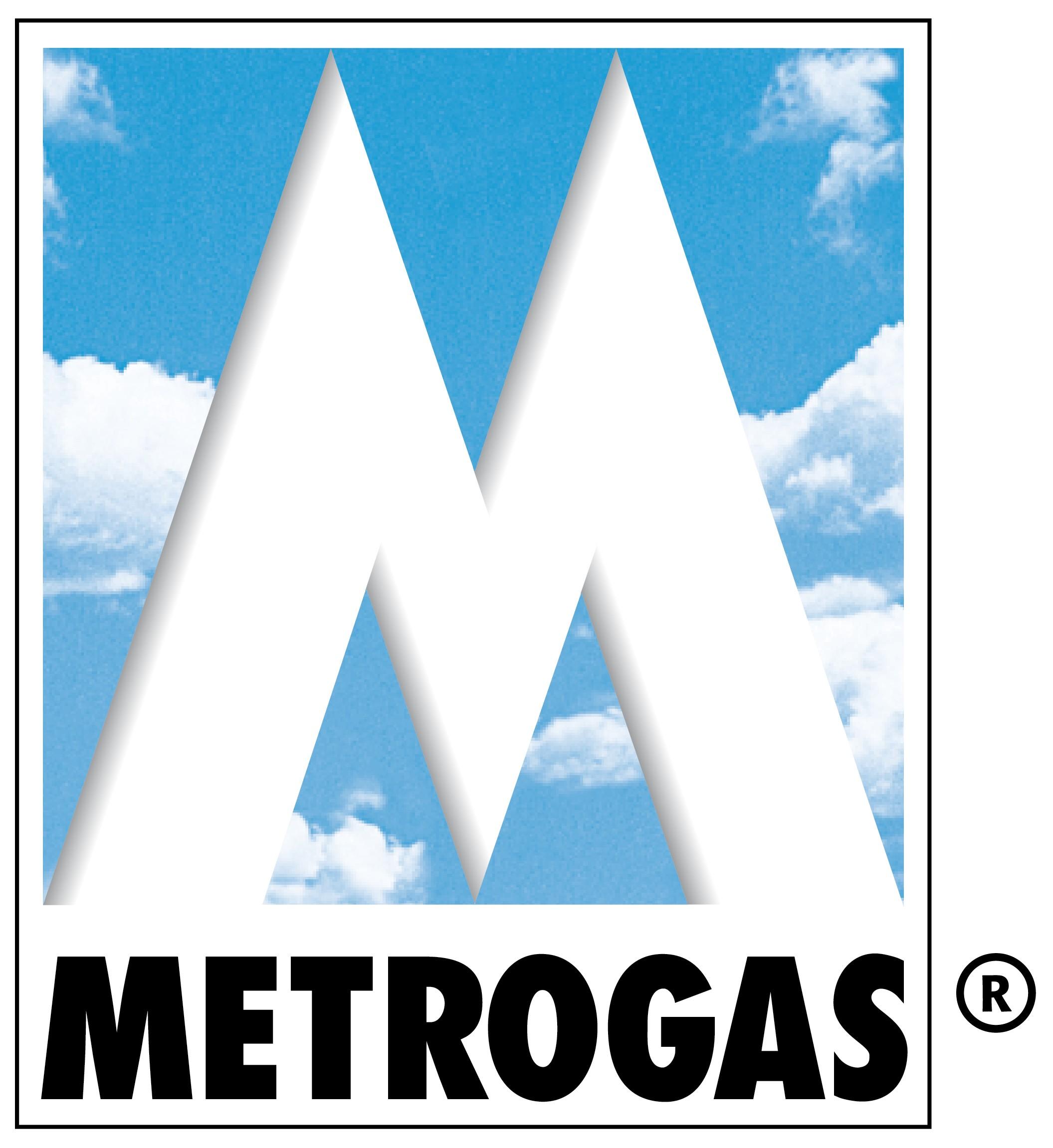 Logo Metrogas V01